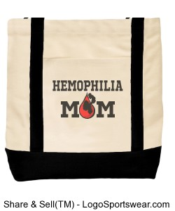 Hemophilia Awareness Bag Design Zoom